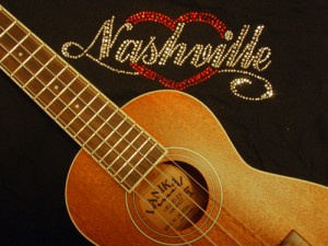 The Ukulele goes to nashville